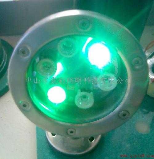 供应大功率LED水底灯