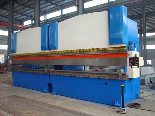 马鞍山供应WC67Y系列液压板料折弯机
