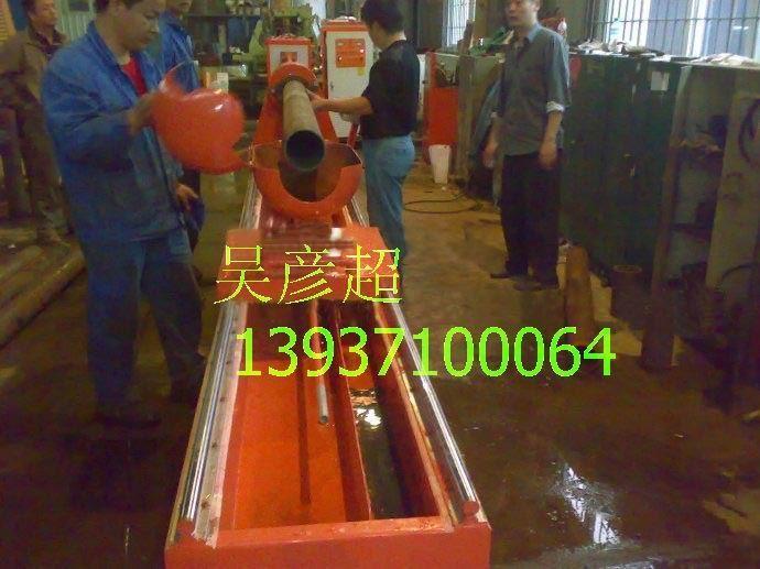 优质泵管淬火设备耐磨内壁泵管淬火设备