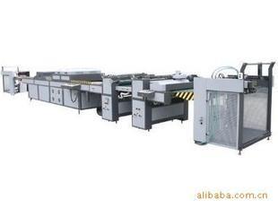 RRL1000-1200A全自动上光机