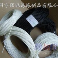 彩色玻纤管 玻璃纤维编织管 1200V玻纤套管 厂家