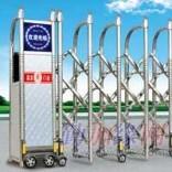 资源县工业电动门订购,平乐县遥控伸缩闸门性价比高