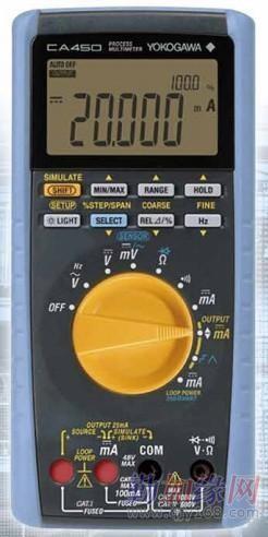 CA450多功能过程校验仪