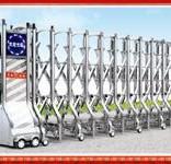 佛山不锈钢电动门,佛山供应优质自动伸缩门厂家