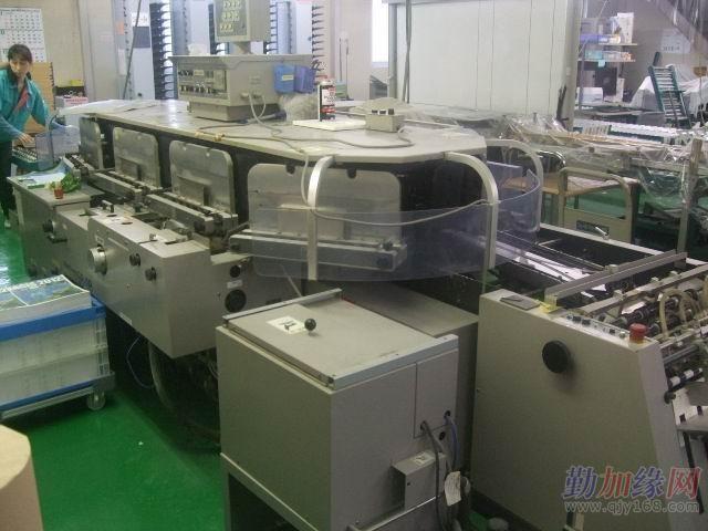 二手日本好利用胶装机SB-08