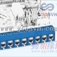 螺钉式接线端子,接插件,连接器,接线端子301直针弯针