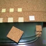 玻璃运输保护软木垫