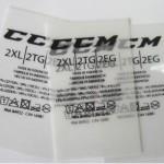 TPU标签丝印加工厂耐磨透明度好