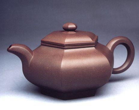 周桂珍的作品 周桂珍的紫砂壶图片