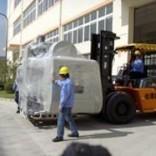 松江小昆山镇叉车搬厂移机器 叉车维修 25吨吊车租赁
