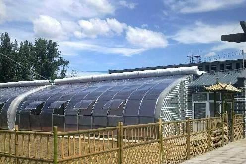 石家庄大棚建设优质果蔬温室大棚