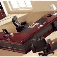 实木大班台 老板桌