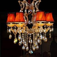 水晶吊灯 客厅水晶吊灯 水晶吊