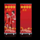 深圳易拉宝生产