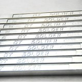 低度低产渣焊锡条