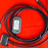 三菱plc触摸屏编程电缆