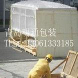 青岛设备出口包装/木箱制作/工业机械设备包装