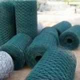 成都海越大量供应包塑石笼网