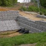 大桥保护用石笼网
