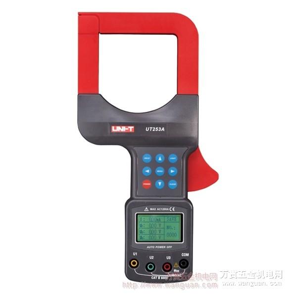 大口径漏电钳形电流表,UT253A,成都,价格实惠