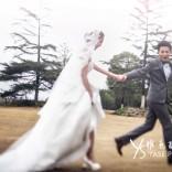杭州冷艳婚纱照