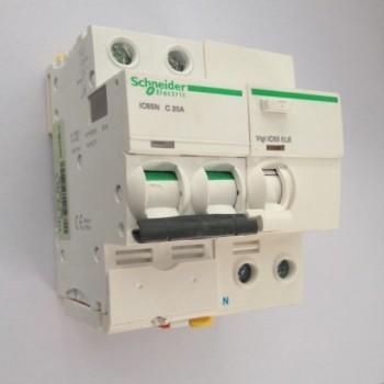 施耐德/新款施耐德空开小型漏电断路器漏电空气开关IC65NELE