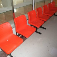快餐桌椅 食堂玻璃钢快餐椅 四人餐桌尺寸