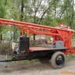 牵引式水井钻机