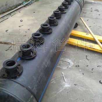 诸暨市 分水器 pe/PE集分水器