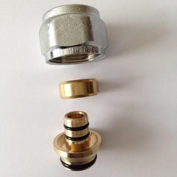 赫曼尼 管接头 德国 分水器/德国赫曼尼分水器管接头