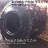 二烧结混合机专用实心轮胎1400-20