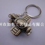 立体飞机合金模型钥匙扣,航空钥匙扣生产厂家