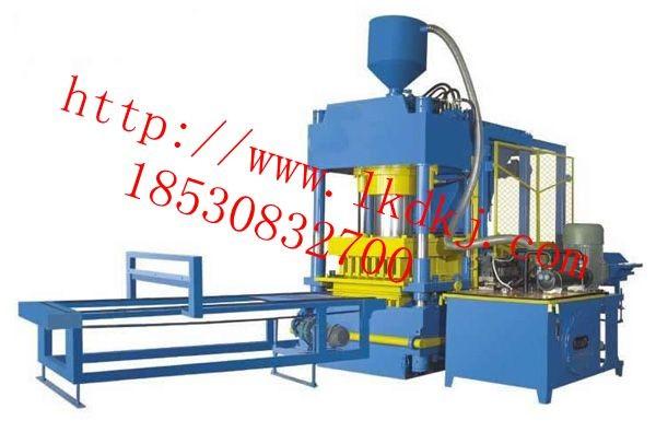 静压水泥垫块机丨液压震动垫块机丨联科机械