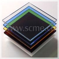 腾创供应进口有机玻璃板,进口PMMA版