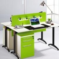 出售新款钢脚办公桌