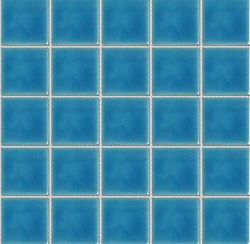三亚耐酸性的热销陶瓷泳池马赛克-游泳馆马赛克拼图厂家