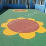 社区塑胶地面铺装-EPDM塑胶