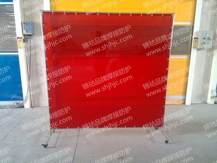 焊接防护屏,焊接防护板,焊接防护帘,焊接防护隔断,电焊光防护