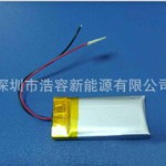 聚合物电池602025