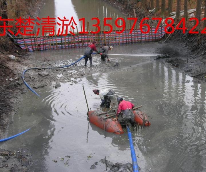 吉安市清淤公司