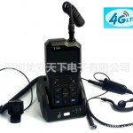 野外手持监控  4G便携手持监控   4G 单兵  带显示屏