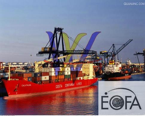 德国二手旧固废处理设备进口到深圳需要哪些费用