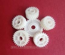 塑胶齿轮厂家制作塑胶齿轮精密加工单齿轮齿轮组