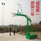 移动篮球架户外标准 成人室外篮球架方管配箱钢化篮板家用篮球架