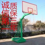 家用篮球架户外篮球架室外标准成人移动篮球架学校比赛SMC板厂