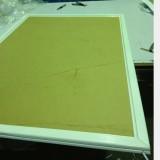 厂家批发铝合金加框软木墙板厂家_学校软木告示板_图钉墙板厂家