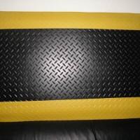 库房地面铺防静电地垫|接缝处理方法|防滑抗疲劳脚垫