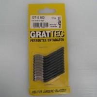 以色列原装进口GRATTEC修边刀片,修边器,去毛刺刀头,E