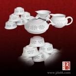 陶瓷茶具批发生产厂家 陶瓷茶具礼品定做