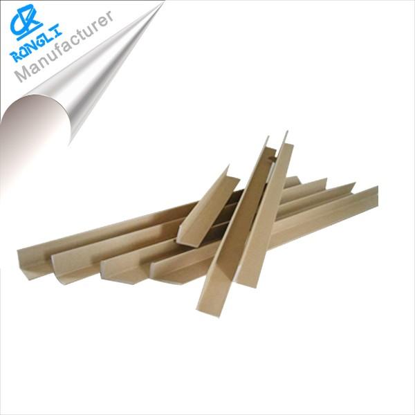 纸护角生产厂家专业生产销售日照岚山区带扣纸箱纸板护角